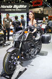 Motocicleta de Honda CTX Fotos de archivo