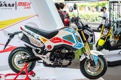 Motocicleta de Honda MSX fotografía de archivo libre de regalías