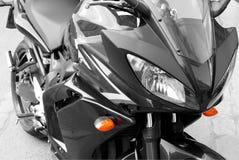Motocicleta del camino. Imagenes de archivo