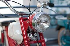 Motocicleta del vintage Fotografía de archivo libre de regalías