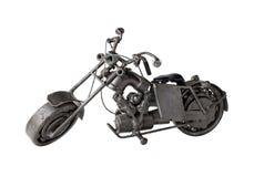Motocicleta do artesanato do ferro Imagens de Stock Royalty Free