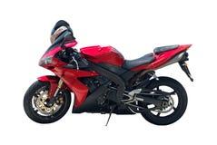Motocicleta do esporte fotografia de stock royalty free