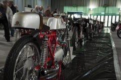 Motocicleta do gp do vintage Imagem de Stock Royalty Free