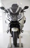 Motocicleta elétrica de BMW Imagens de Stock Royalty Free