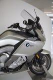 Motocicleta elétrica de BMW Fotografia de Stock