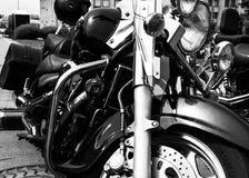 Motocicleta El rey del camino fotografía de archivo libre de regalías