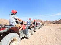 Motocicleta en Egipto Fotos de archivo