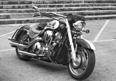 Motocicleta indiana fotografia de stock