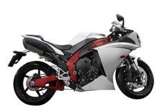 Motocicleta rápida imagem de stock