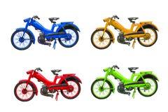 Motocicleta vieja de la vendimia Fotografía de archivo