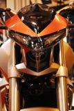 Motocicleta viva Foto de Stock Royalty Free