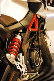 Motocicleta viva Fotos de Stock
