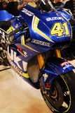 Motocicleta viva Fotos de Stock Royalty Free