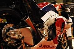 Motocicleta viva Imagens de Stock