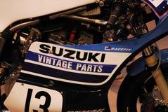 Motocicleta viva Fotografia de Stock Royalty Free