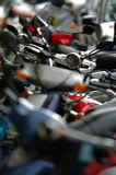Motocicletas Imagens de Stock