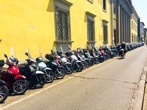 motocicletas Fotografía de archivo libre de regalías