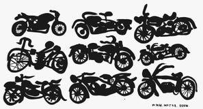 motocicletas libre illustration