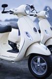 Motocicletas velhas da forma Imagens de Stock Royalty Free
