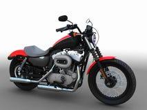 Motocicletta americana Immagine Stock