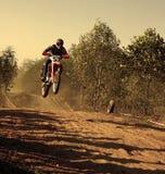 Motociclista Imagens de Stock Royalty Free