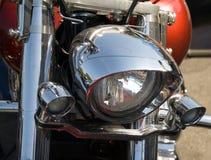 Motociclo Fotografie Stock