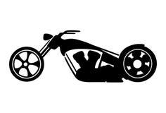 Motociclo royalty illustrazione gratis