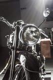 Motociclo fotografia stock libera da diritti