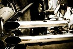 Motociclo Immagine Stock