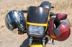 Motociclo. Fotografie Stock