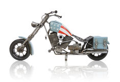 Motociclo americano Fotografia Stock