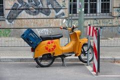 Motociclo classico fotografie stock libere da diritti
