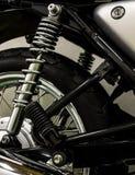 Motociclo d'annata Immagine Stock