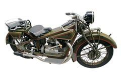 Motociclo d'annata Immagini Stock