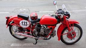 Motociclo d'annata Immagini Stock Libere da Diritti