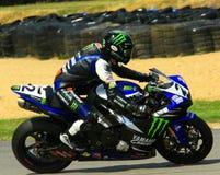 Motociclo di energia del mostro Fotografia Stock
