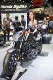 Motociclo di Honda CTX Fotografie Stock