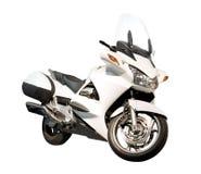 Motociclo di sport Fotografie Stock Libere da Diritti