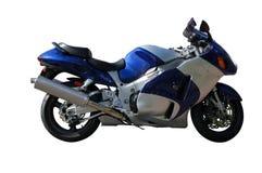 Motociclo di sport Fotografie Stock