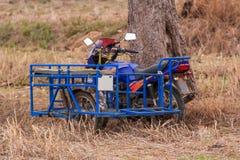 Motociclo modificato Immagine Stock