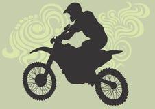Motocrós Fotografía de archivo libre de regalías