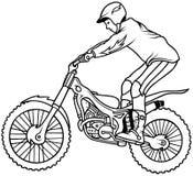 Motocrós Imagenes de archivo