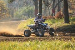 Motocroßrennen Stockbilder