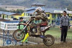 motocros mx65 免版税库存照片