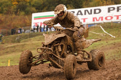 MOTOCROS, PRIX GRAND - SEVLIEVO Images stock