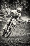 Motocross на Cavallara 13 Стоковое фото RF