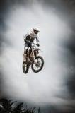Motocross на Cavallara 16 Стоковое фото RF