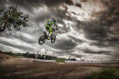 Motocross на Cavallara 103 Стоковое фото RF