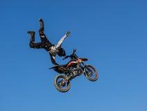 Motocross фристайла MX Стоковое фото RF
