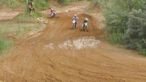 motocross banque de vidéos
